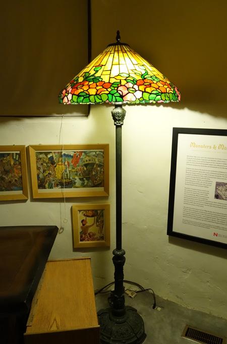 Wilkinson Poppy Floor Lamp