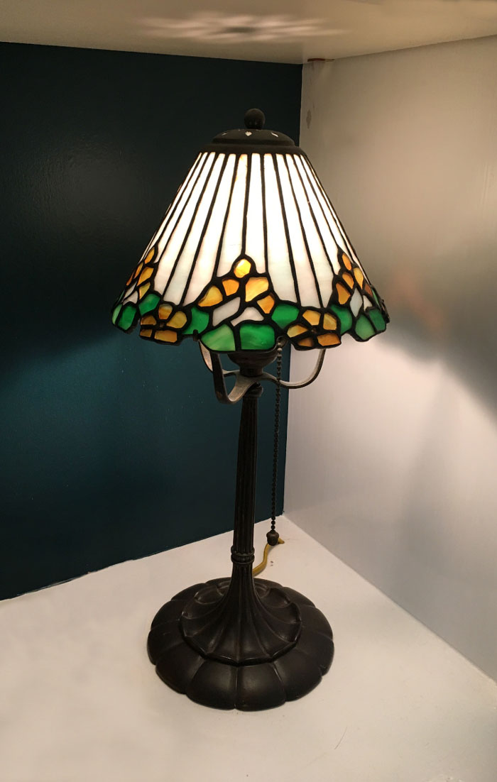 Bigelow & Kennard Boudoir Lamp
