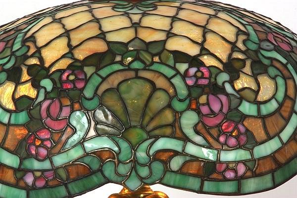 Williamson Rose Table Lamp