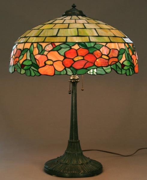 Wilkinson peony border table lamp aloadofball Choice Image