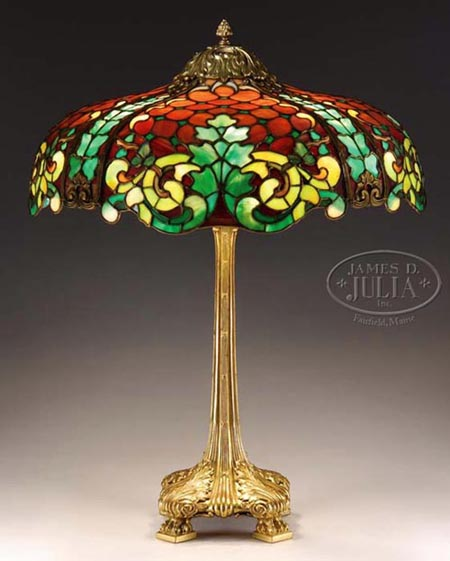 Amazing Leaded Lamps