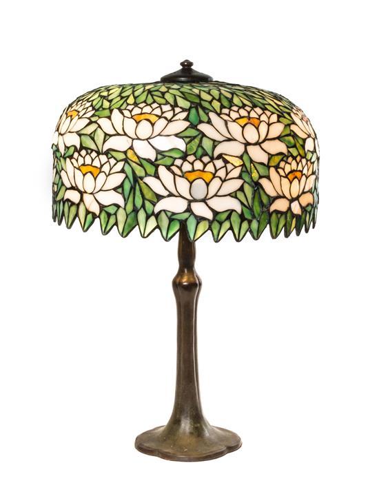 Unique Lily Table Lamp