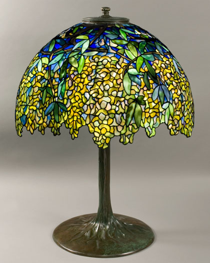 Tiffany Studios Laburnum Table Lamp