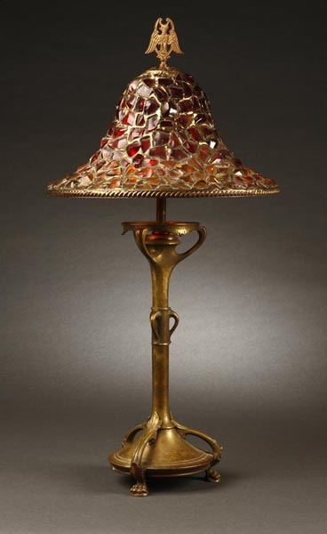 Christofle Table Lamp