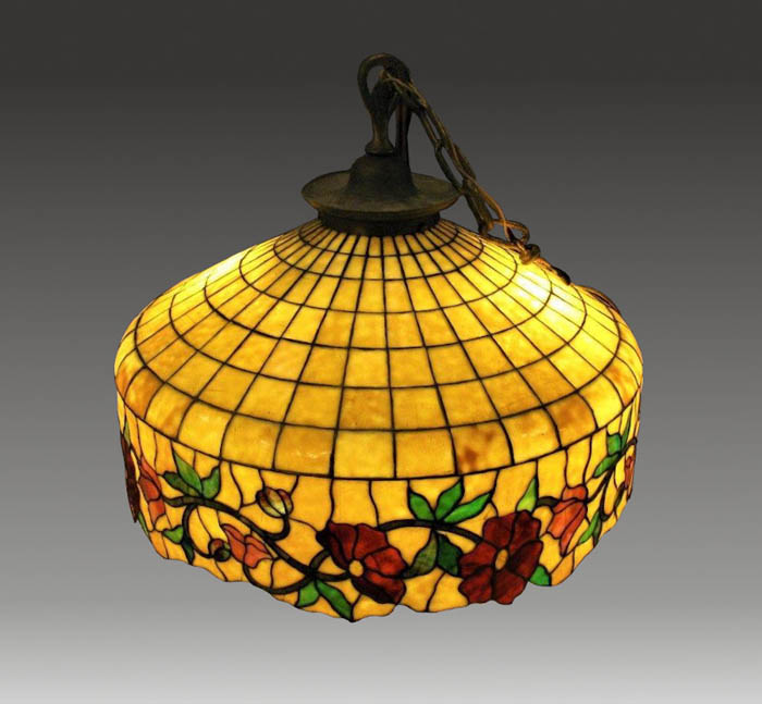 Art Shade Company, Leaded Chandelier