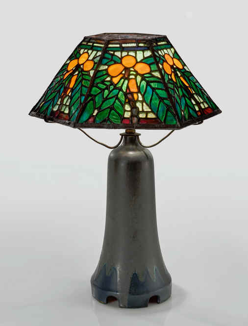 Newcomb College Table Lamp