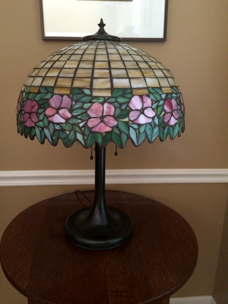 Unique Apple Blossom Table lamp