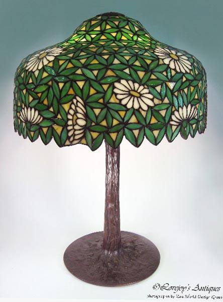 Suess Daisy Table Lamp