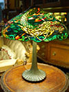 Duffner Kimberly Dragon Table Lamp