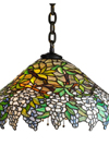 Unique Glass & Metal Company WIsteria Chandelier