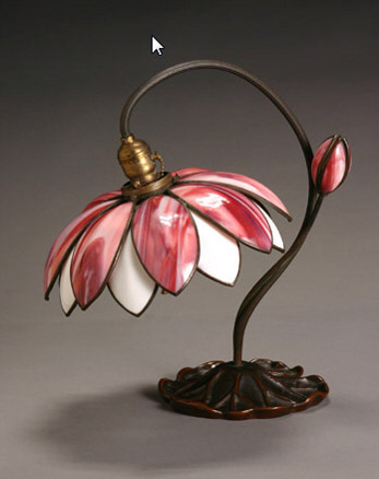 Handel Pond Lily Table Lamp